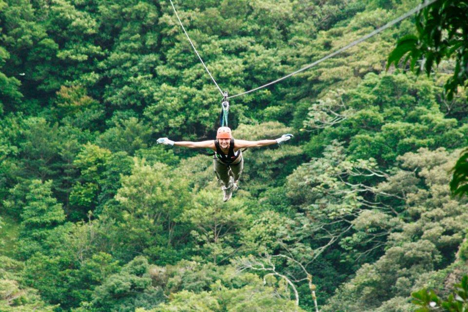 $50 & Aventura 100% Zip Line Monteverde - Camino Verde Tours